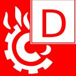 Brandklasse_D