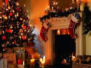 Voorkom brand tijdens de kerst!